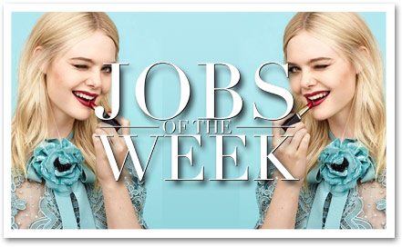 Jobs Of The Week