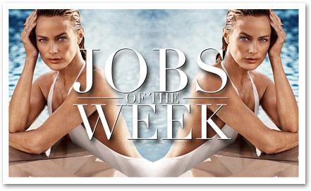 Jobs Of The Week