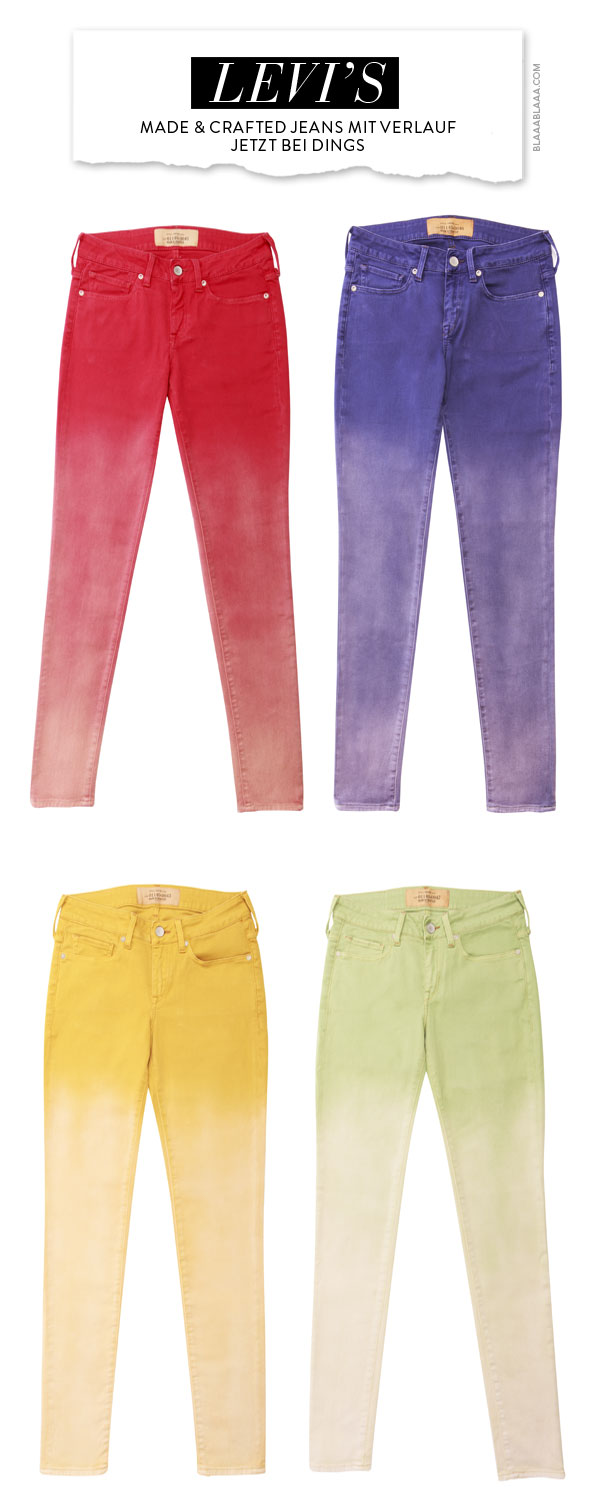 Levi s made crafted jeans mit verlauf for Levi s made and crafted