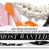 Most Wanted – The Darlings of the Week