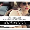 Opening Jo Brauer Pop Up Store